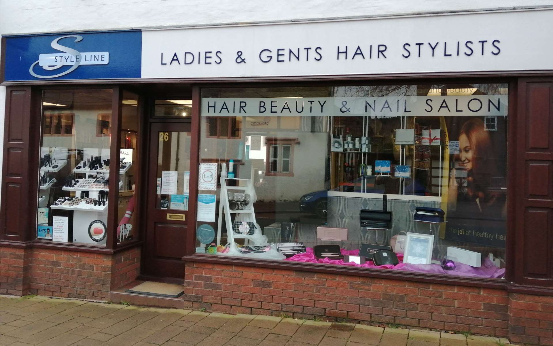 Style Line Hair Salon in Penrith, Cumbria